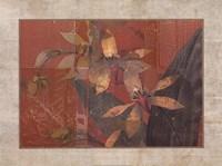 CORAL ORCHIDS II Fine Art Print