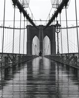 "Brooklyn Bridge by Christopher Bliss - 38"" x 50"", FulcrumGallery.com brand"