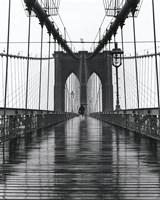 "Brooklyn Bridge by Christopher Bliss - 38"" x 50"""