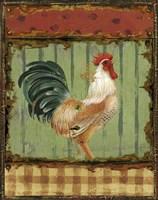 Rooster Portraits I Fine Art Print