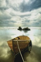 The Old Boat Fine Art Print