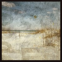 Masonboro Island No. 8 Framed Print