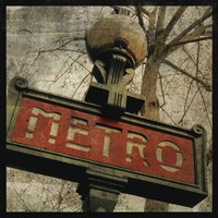 "Metro II by John W. Golden - 11"" x 14"" - $10.99"