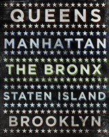 "New York Hoods (b/w) by John W. Golden - 11"" x 14"""