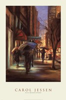 Fifty-Seventh Street Fine Art Print