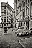 Streets of Havana Fine Art Print
