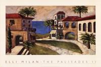 PALISADES II Fine Art Print