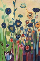 "Meet Me In My Garden Dreams Pt. 1 by Jennifer Lommers - 13"" x 19"" - $12.99"