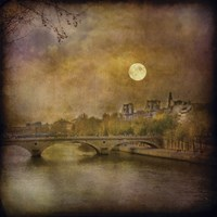 Pont Louis Phillipe Fine Art Print