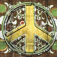 Peace 2 (sign) Fine Art Print