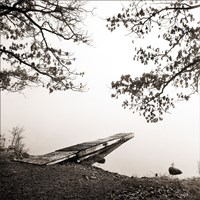 "Infinity by Harold Silverman - 12"" x 12"""