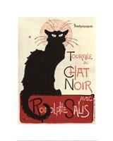 Tournee du Chat Noir Fine Art Print