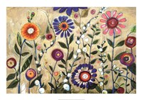 "Garden Party by Georgia Eider - 39"" x 28"""