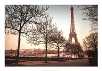 "Remembering Paris by Assaf Frank - 39"" x 28"""