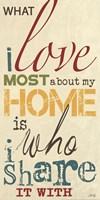 My Home Fine Art Print