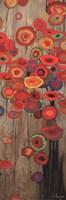 "Garden Parade II by Don Li-Leger - 12"" x 36"" - $17.49"