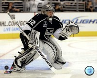 Jonathan Quick 2012-13 Action Fine Art Print