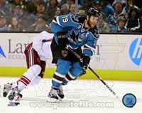 Joe Thornton 2012-13 Fine Art Print