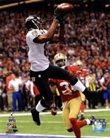 "Anquan Boldin Touchdown Super Bowl XLVII - 8"" x 10"" - $12.99"