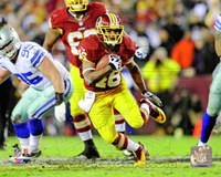 Alfred Morris 2012 Action On The Run Wall Poster