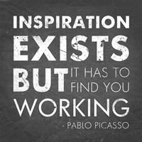 Inspiration Quote Fine Art Print