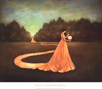 """Unwinding the Path to Self-Discovery by Duy Huynh - 30"""" x 26"""""""