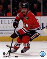 "Jonathan Toews on Ice 2012-13 - 8"" x 10"""