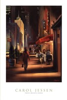Twenty-Seventh Avenue Fine Art Print