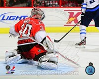 Cam Ward 2012-13 hockey Fine Art Print