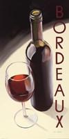 """Bordeaux by Marco Fabiano - 12"""" x 24"""""""