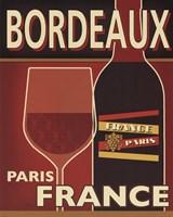 """Bordeaux by Pela Studio - 16"""" x 20"""""""