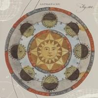 Solar Calendar Fine Art Print