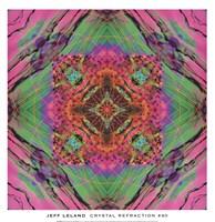 Crystal Refraction #40 Fine Art Print