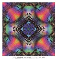 Crystal Refraction #30 Fine Art Print