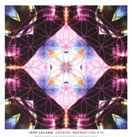 Crystal Refraction #10 Fine Art Print