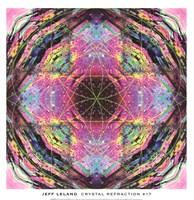 Crystal Refraction #17 Fine Art Print