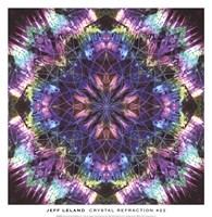 Crystal Refraction #22 Fine Art Print