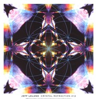 Crystal Refraction #12 Fine Art Print