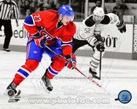 Alex Galchenyuk 2012-13 Spotlight Action Fine Art Print