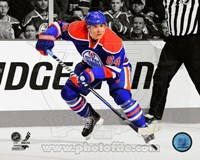 Nail Yakupov 2012-13 Spotlight Action Fine Art Print
