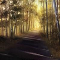 Walk Away Fine Art Print