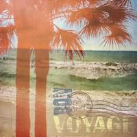 "Bon Voyage by Donna Geissler - 12"" x 12"", FulcrumGallery.com brand"