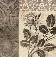 Flora Antiqua I Fine Art Print