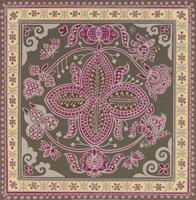 "Sojourn Tile I by Paula Scaletta - 12"" x 12"", FulcrumGallery.com brand"