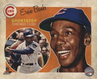 Ernie Banks 2013 Studio Plus Fine Art Print