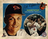Cal Ripken,Jr. 2013 Studio Plus Fine Art Print