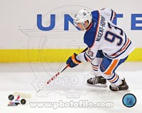 Ryan Nugent-Hopkins 2012-13 Action Fine Art Print