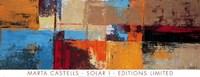 Solar I Fine Art Print