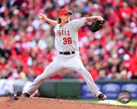 Jered Weaver 2013 Fine Art Print