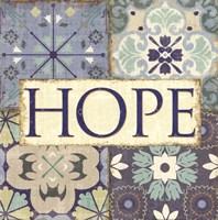 "Santorini II- Hope by Pela Studio - 12"" x 12"""